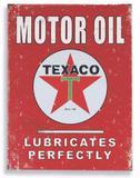 Placa Motor Oil - Tecnolaser