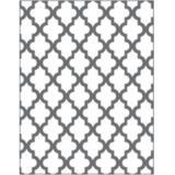 Placa para Relevo 2D Elegance Toke e Crie PPR006 13,9x10,7 Marroquino