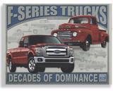 Placa Pick Ups Ford - Tecnolaser