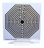 Placa Radiônica Labirinto de Amiens (PVC) - Master chi do brasil