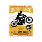 Placa Road Race Custom Built - All classics