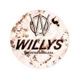 Placa Willys - All classics