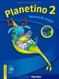 Planetino 2 - arbeitsbuch mit cd-rom - Hueber verlag