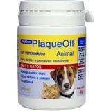 Plaqueoff animal inovet 40 gr validade12/22