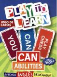Play to learn - jogo de cartas - can abilities