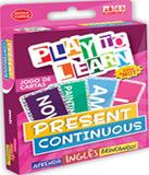 Play To Learn - Present Continuous