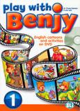 Play with benjy 1 + dvd - European language institute
