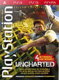 Playstation. Edição Especial Uncharted - Europa