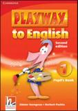 Playway to english 1 - activity book with cd-rom - second edition - Cambridge university press do brasil