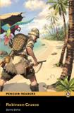 Plpr2:Robinson Crusoe Book & Mp3 Pack