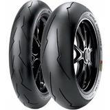 Pneu 120/70-zr17m/ctl 58w super corsa sp v2 - pirelli
