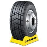 Pneu Dunlop Aro 22.5 295/80R22.5 152/148M SP 835 para Caminhão e Ônibus