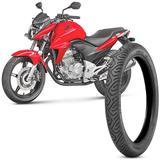Pneu Moto Honda Cb 300 Technic Aro 17 110/70-17 54s Dianteiro Sport