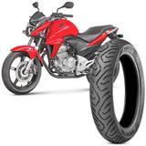 Pneu Moto Honda Cb 300 Technic Aro 17 140/70-17 66s Traseiro Sport