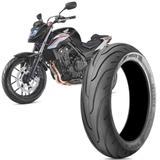 Pneu Moto Honda Cb500F Technic Aro 17 160/60-17 69v Traseiro Stroker