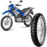 Pneu Moto Honda Nxr Bros Pirelli Aro 17 110/90-17 60m Traseiro Scorpion MX Extra J