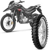 Pneu Moto Honda Xre 300 Pirelli Aro 18 120/100-18 68m Traseiro Scorpion Mx Extra X