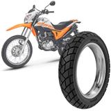 Pneu Moto Nxr Bros Rinaldi Aro 17 110/90-17 60p Traseiro R34