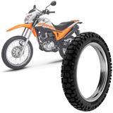 Pneu Moto Nxr Bros Rinaldi Aro 17 110/90-17 60p Traseiro RT36
