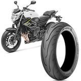 Pneu Moto Yamaha XJ6 Technic Aro 17 160/60-17 69v Traseiro Stroker