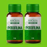 Podofilina 25 - 15 ml (KIT com 02 frascos) - Farmácia eficácia
