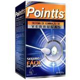 Pointts Anti Verruga com 80ml + 12 Aplicadores de Esponja - Genomma
