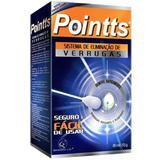 Pointts Eliminador de Verrugas 80ml - Genomma