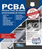 Policia Civil Bahia - Investigador De Policia - Pc-ba - Alfacon