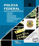 Policia Federal - Agente Administrativo - Alfacon