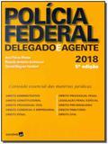 Polícia Federal - Delegado e Agente - 05Ed/18 - Saraiva