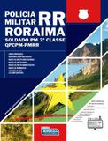 Polícia Militar de Roraima - Soldado PM 2ª Classe - Qpcpm-Pmrr - Alfacon