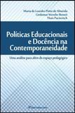 Políticas Educacionais e Docência na Contemporaneidade - Uma Análise Para Além do Espaço Pedagógico - Crv