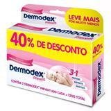 Pomada Dermodex Prevent  60g 2 Unidades Com 40 Desconto - Reckitt benckiser