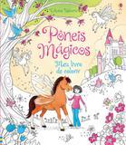 Pôneis mágicos : Meu livro de colorir