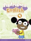 Poptropica English Ame 4 Wb & CD Pack