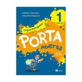 Porta aberta lingua portuguesa 1 ano caixa alta - ftd - Ftd lv