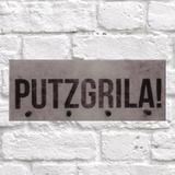 Porta Chaves C/ 4 Ganchos Putzgrila! 12X30 - Reduna