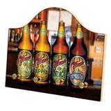 Porta Chaves Colorado Decorativo Cerveja Beer Chaveiro Mdf - Dlima artes