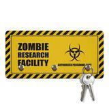 Porta Chaves Ecológico 3 Pontos Zombie Research Facility - Geek10