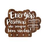 Porta Chaves Energias Positivas - Kathavento