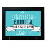 Porta Chaves Família é Legal - Cantaki