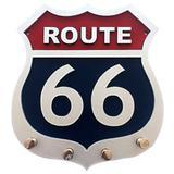 Porta Chaves Mdf Route 66 - Versare anos dourados