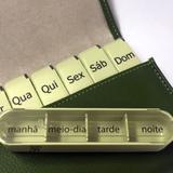 Porta Comprimidos semanal LIBERTY PILBOX