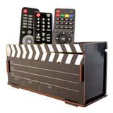 Porta Controle - Claquete - cod. 5004 - Cia. laser
