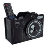 Porta Controle e Retrato Câmera Fotográfica - Fabrica geek
