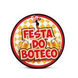 Porta Copo Festa Boteco 10 unidades Festança - Festabox