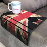 Porta Copos Esteira Para Sofa Adesivado Reino Unido - Dcasa