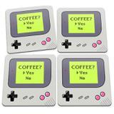 Porta Copos Gamer Boy Coffee Yes Nintendo. - Yaay