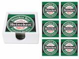 Porta Copos Heineken Preto - Tecnolaser