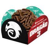 Porta Forminha para Doces Como Treinar seu Dragão 40 unidades Festcolor - Festabox